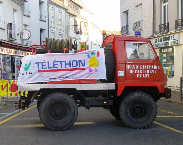 Téléthon 2016 La Ferté-Gaucher