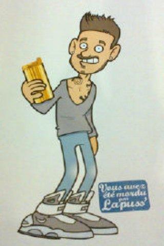 dessin Dun belge