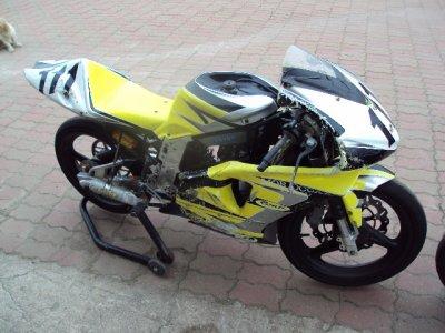 motos de course a vendre
