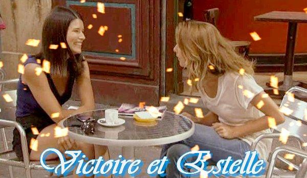 Victoire et Estelle