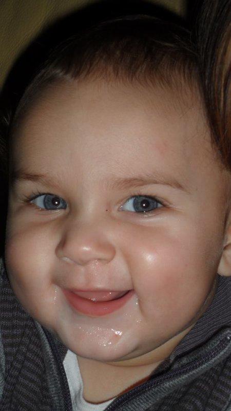 mon petit fils je t'aime mathias..