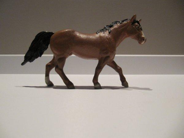 Cheval quarter horse schleich custom 4¤