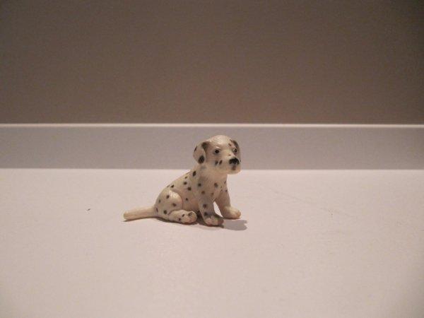 chiot dalmatien assis schleich 1¤