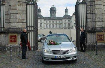 Allemagne - Bill au mariage d'Oliver Pocher - 25.09.10