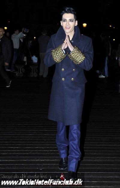 Bill à Paris; le 5 octobre 2010