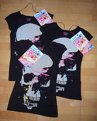 Concours t-shirts DAA sur Facebook