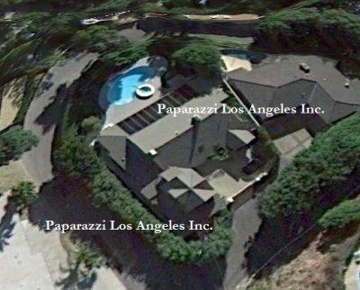 La maison de Bill et Tom; à Los Angeles.