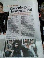 El Récord 18.11.10 (Mexique)