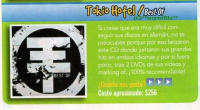 Notas Para Ti n°244 (Mexique).