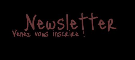 Sommaire + Newsletter