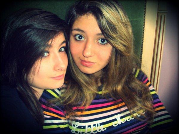 →Marion et Alisson ; ♥