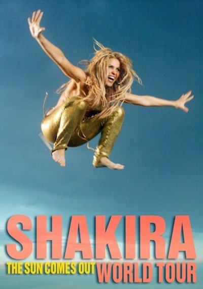concert shakira 06/12/2010