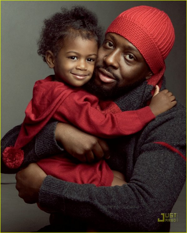 Happy B'day Wyclef