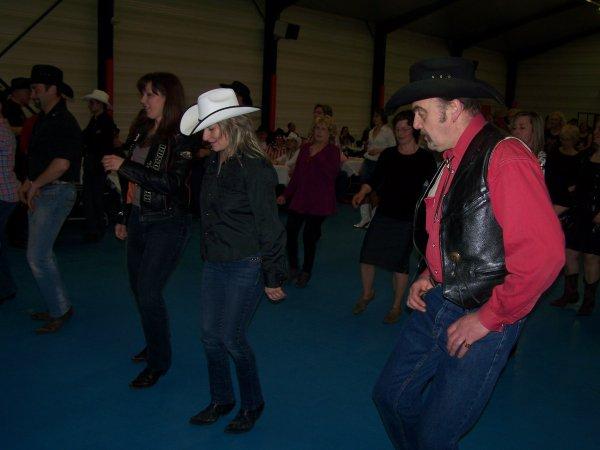 Bal des Wild Texas à St Amand le samedi 13 avril 2013