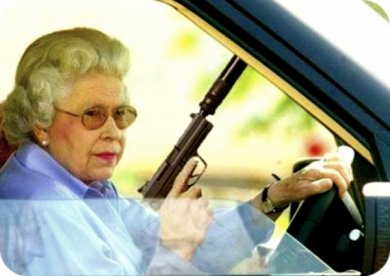 Nos grands-mère veulent nous tuer