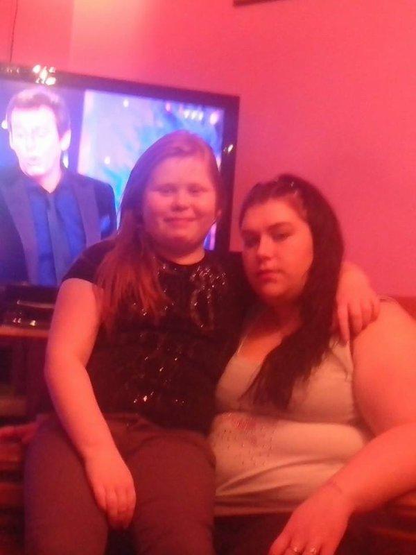 moi et ma petite soeur et moi