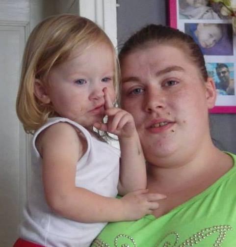 ma niece et moi