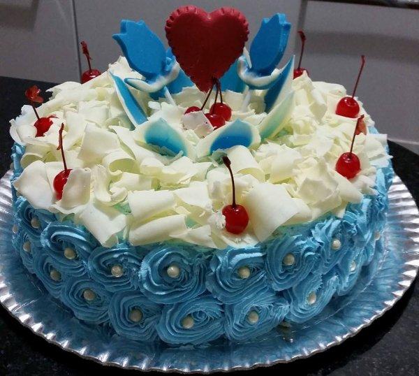 Gâteau de mariage :