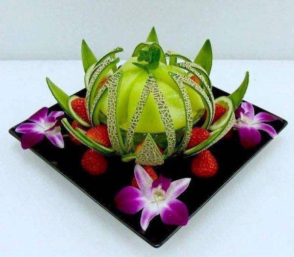 Les Fruits Exotiques - Le panier fruits et légumes de la semaine