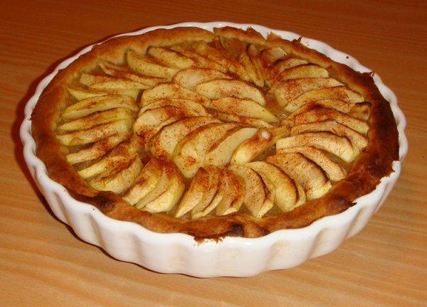 Gourmandise sucrée pomme 5