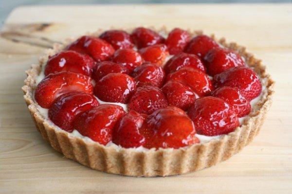 Gourmandise sucrée  fraise 4