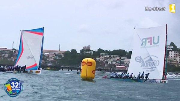 UFR/Chanflor gagne le prologue du tour de Martinique