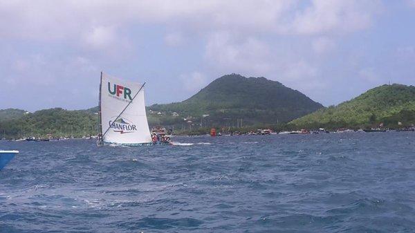 Ufr/Chanflor gagne la deuxième étape au Marin