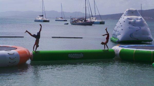 Loisirs nautiques pour tous au Maya Beach Club de Martinique