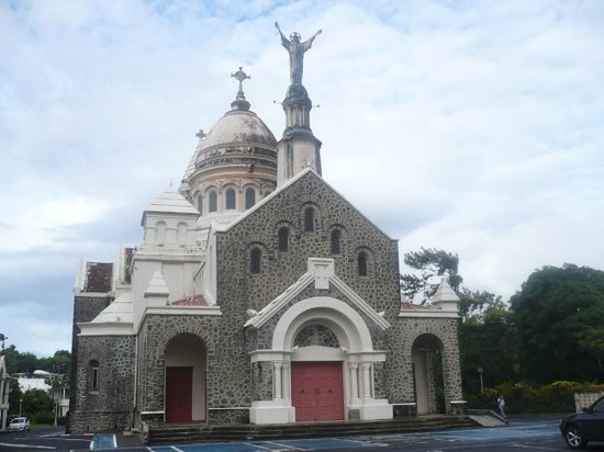 Balata Cathedral (Sacre-Coeur de Balata
