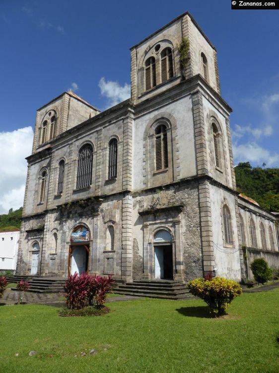 Cathédrale Notre-Dame-de-l'Assomption de Saint-Pierre de la Martinique