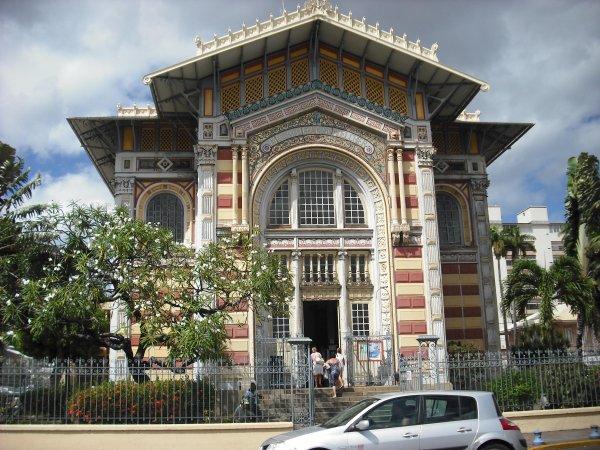 Bibliothèque Schoelcher - Fort-de-France