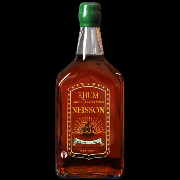 Distillerie Neisson rhum agricole de Martinique carbet