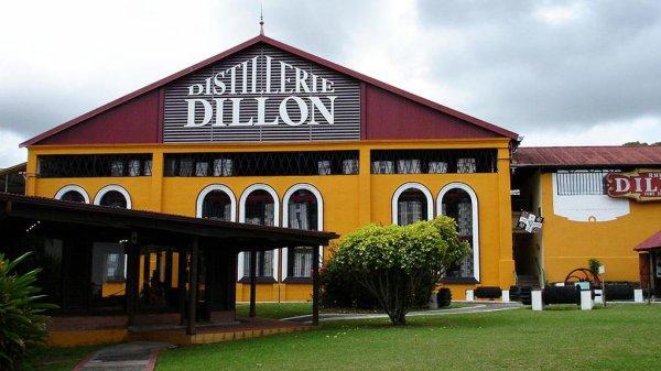 Dillon - Rhum très vieux - Réserve du Comte Arthur Dillon - VSOP - 70cl - 43°