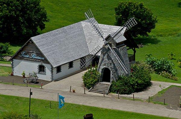 Le rhum Trois Rivières est un rhum agricole de la Martinique, anciennement distillé à la distillerie Trois-Rivières à Sainte-Luce,