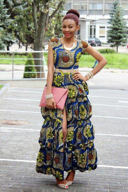 Mode Africaine  6...