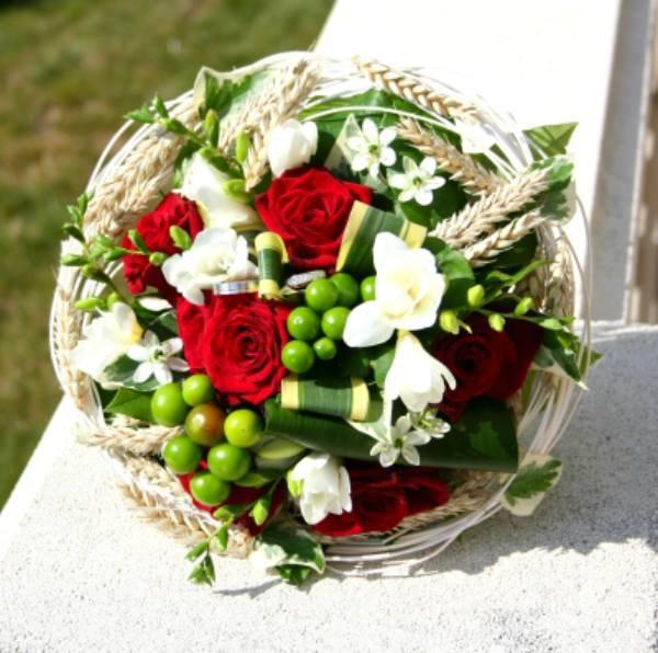 Bouquet de la Mariée , Raffinée