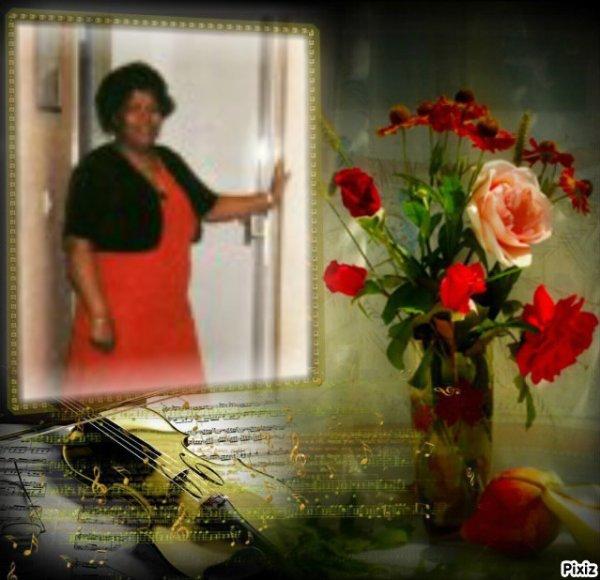 UN GRAND MERCI A MON AMIE  Marie- Thérèse POUR SON SUBLIME KDO