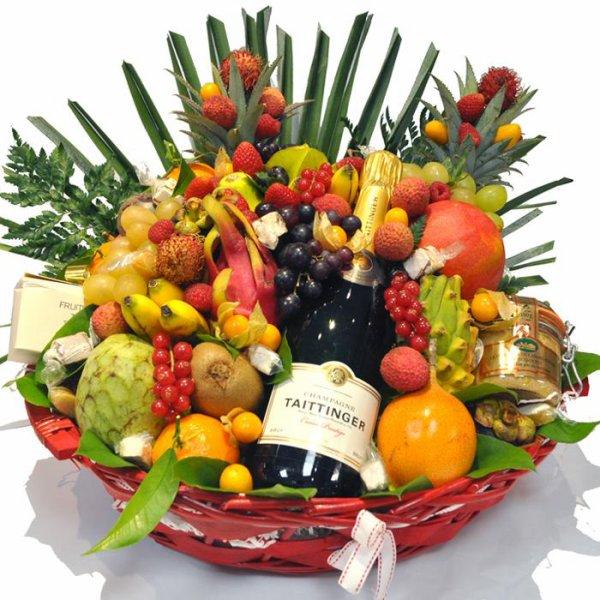 Martinique l'île aux fruits tropicaux