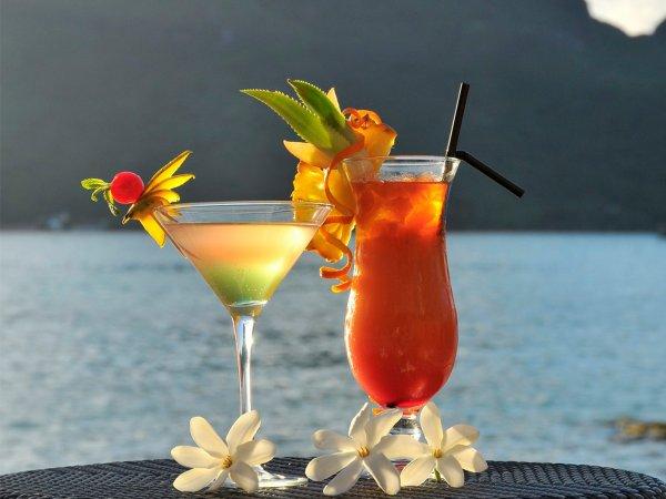 cocktails incontournables à base de rhum