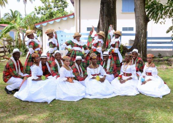 Le Balet folklorique « KAKO DOU »