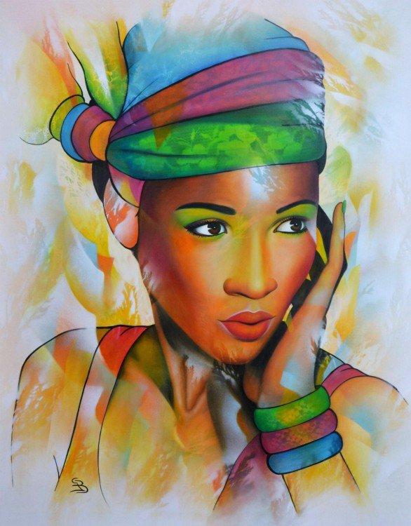 C'est magnifique, il n'y a rien de plus belle , la beauté d'une femme !!!