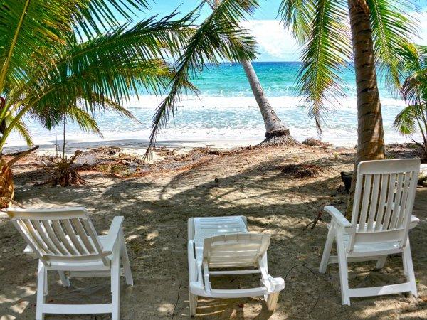 vacances bord de mer Martinique le pied