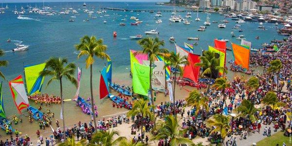 Connaissez-vous le Tour de la Martinique des Yoles Rondes?