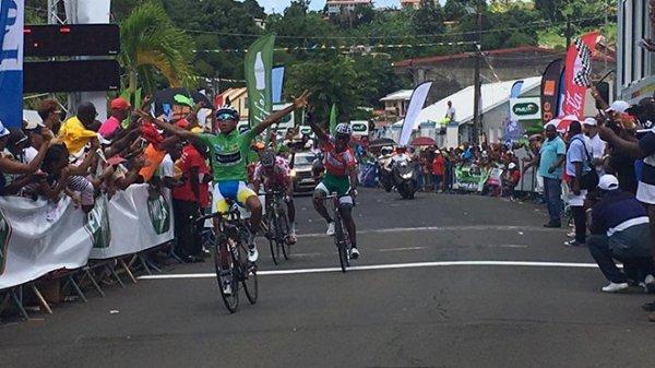 La 5e étape à Trinité revient à Yolan Sylvestre