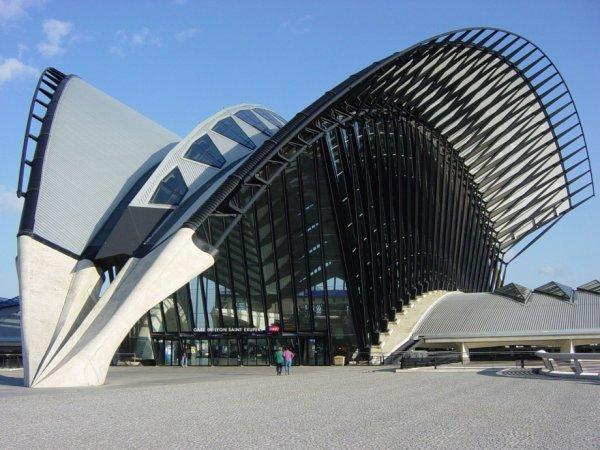 L Aeroport ST Exupery De Lyon !!! OL !! Velo !! La Gare De La Part-Dieu