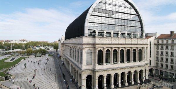 l'Opéra National de Lyon !!! Place Bellecourt