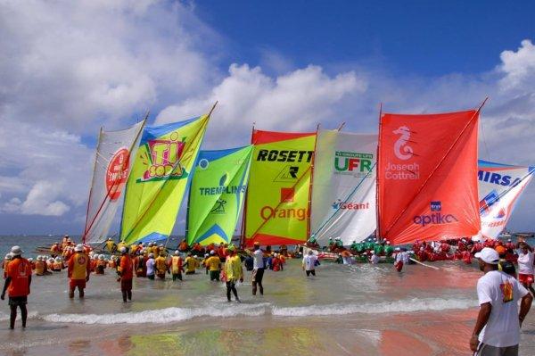 Rosette / Orange 1 Les étapes du Tour des Yoles 2017