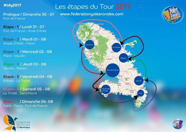 Tour des Yoles 2017 : C'est parti pour la 33ème édition !