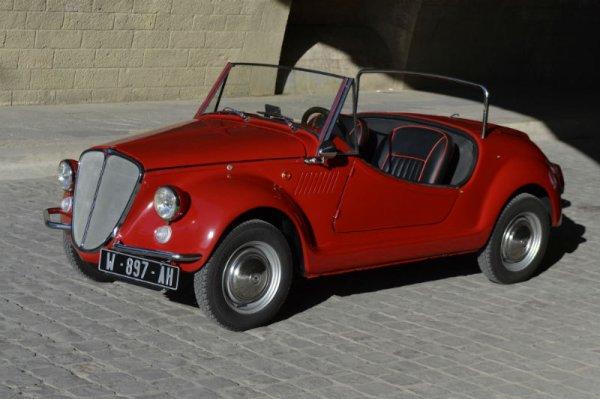 2Voitures et véhicules anciens de collection toutes marques confondues de 1940 à 1949.