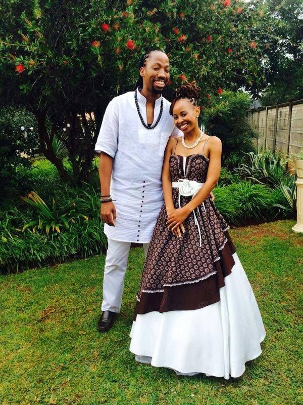 Les couleurs d'une robe de mariage dépendent non seulement de la volonté de la mariée ou du couple